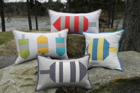 Buoy Pillow Covers